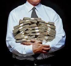 Armfuls o Cash!