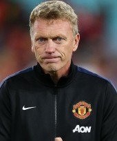 David Moyes, the new Man U. manager